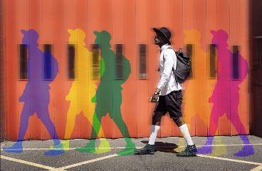 pride rainbowwalk happypride