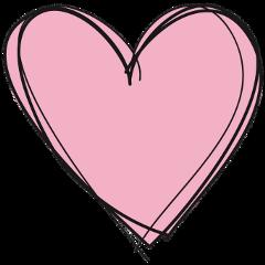 coração love amor stickers heart