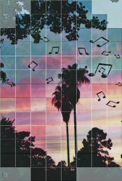 freetoedit offgrid musicalnotestickerremix colorful photography
