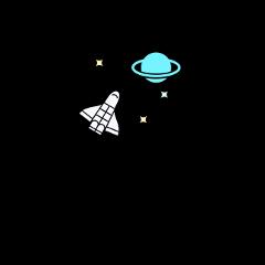 space rocket speech comic freetoedit