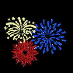 july4 fireworks freetoedit