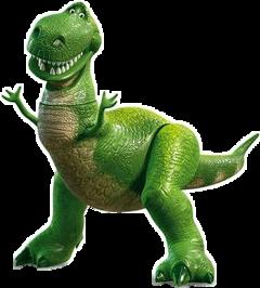rex freetoedit toystory