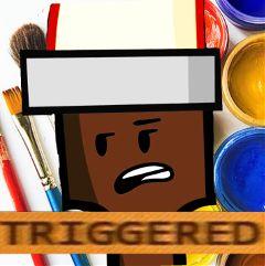 paintbrushlesbsalty inanimateinsanity painty paintbrush memes freetoedit