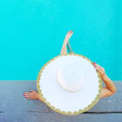 freetoedit floppyhat hat summer hot
