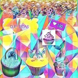 freetoedit rico cupcake
