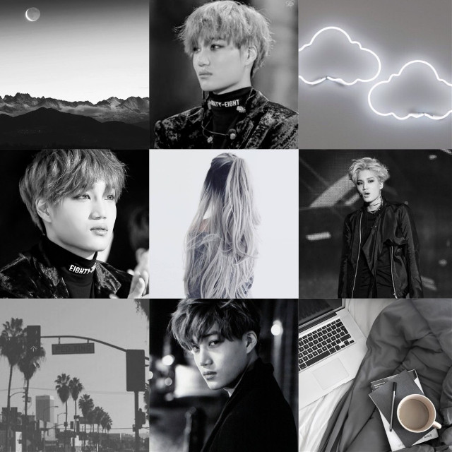 Kai moodboard. This one has to be my favorite, which moodboard is yours guys favorite? #kai #kimjongin #exo #gray #moodboard #moodboardkpop #sm #sme #exo-k #exoedit #exokai #asthetic #kpop #kpopedit #kpoplover #exol #asthedtic