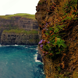 nature cliffsofmoher mountain galway ireland2017 freetoedit