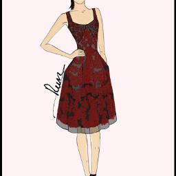 inspired victoriajustice dresses fashion fashionillustration