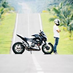 ride bikers kawasaki z800