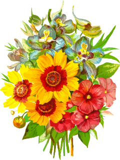 ftestickers flower floral colorful cute