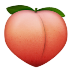 peach cute kawaii freetoedit