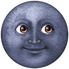 moon luna freetoedit