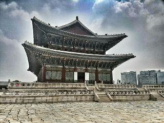 seoul southkorea travel palace