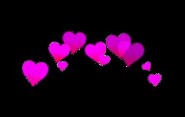 hearts heart coeurs corazones stickers