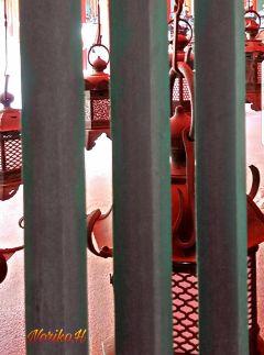 japan shrine pillars lantern freetoedit
