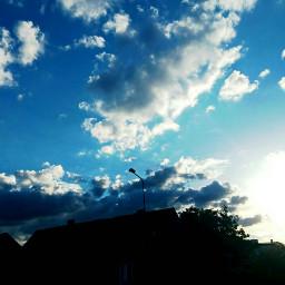 blue sky blue_sky freetoedit