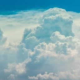 FreeToEdit sky blue clouds nature
