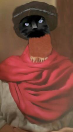 #FreeToEdit #edit #artedit #art #artfunnie #frida #kitty #gato 😱😁✌