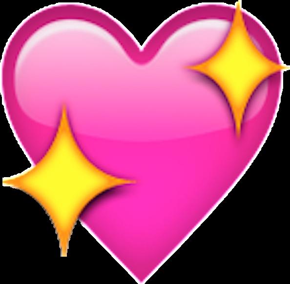 Transparent Heart Emoji Tumblr | www.pixshark.com - Images ...
