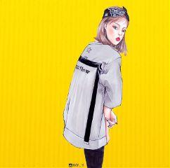 mydrawing fashion drawing streetstyle