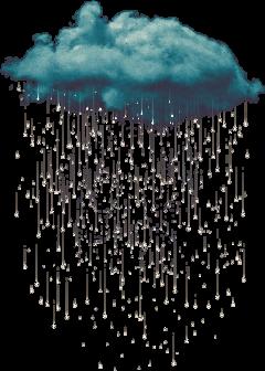 cloud light rain raininglight freetoedit