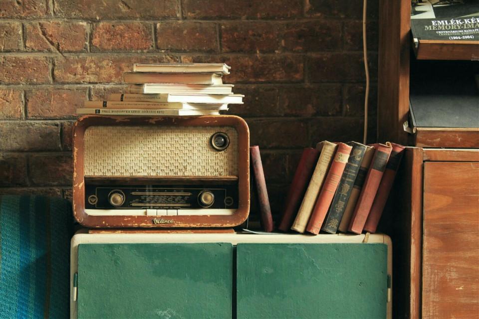 #radio #retro #minimalism#old