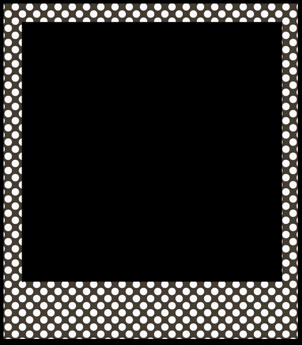 polaroidframe polaroid frame borde marco circle black...