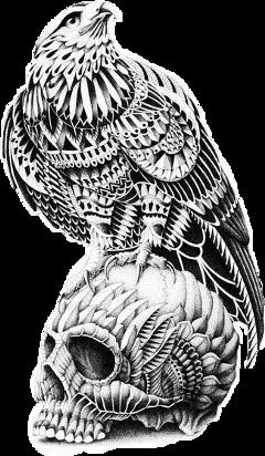 tatoo animal freetoedit