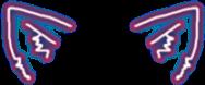 ушки киса кошка freetoedit