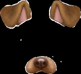 cachorro emoji snap snapchat freetoedit