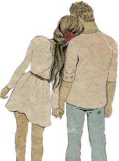 novios pareja chica chico girl freetoedit
