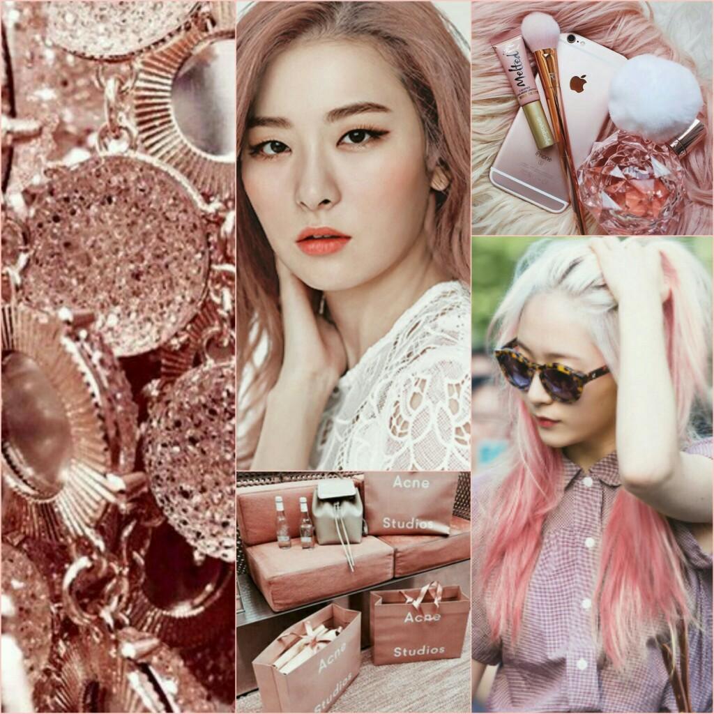 Kpop Kpopaesthetic Redvelvet Aesthetic Image By Kae