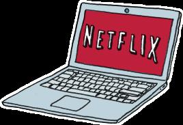 netflix red white tvseries movies