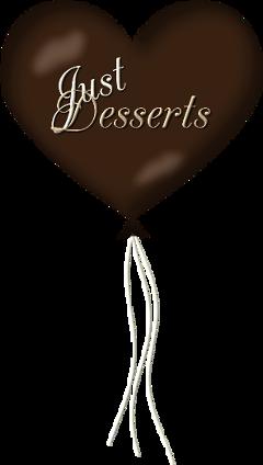 balloon choco desserts