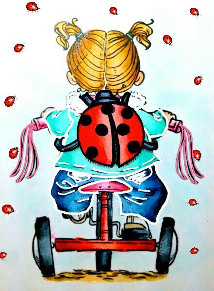 #ladybug #outlinesart