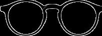 glasses black freetoedit