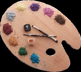 makeup art younique palette pigments