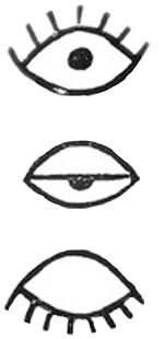 eyes eyelashes freetoedit