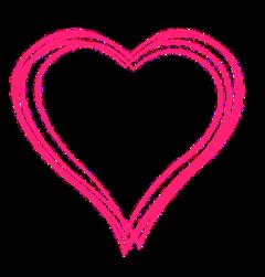 ftestickers heart cute pink