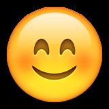 행복 happy 웃음 smile emoji