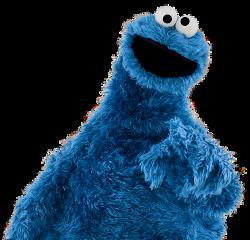 muppet cookemonster sesamestreet ftestickers freetoedit