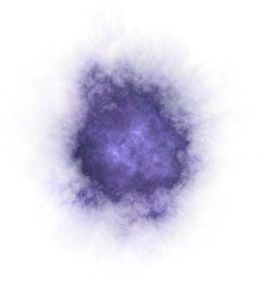 darkpurple paint cloud freetoedit