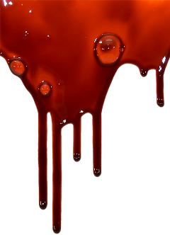 tumblr aesthetic pastel gore blood