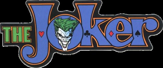 thejoker joker logo elguason dccomics freetoedit