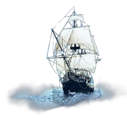 ftestickers watercraft boat ship sails