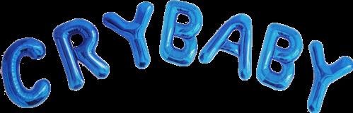 tumblr aesthetic balloon melaniemartinez crybaby