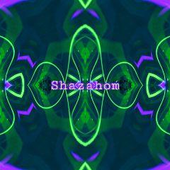shazahom1 abstract mirrorart colourful mirrored