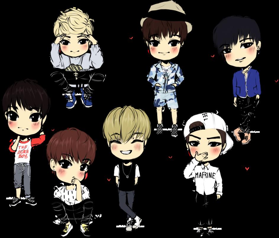 #korean #kpop #png #stickers #got7
