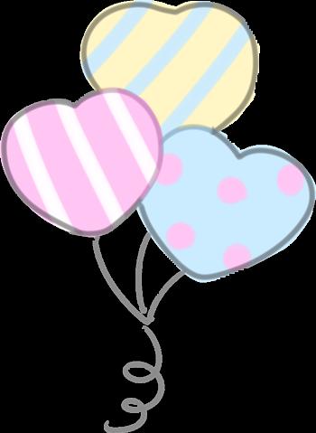 #balloon #yumekawaii #fancy #kawaii #pastel