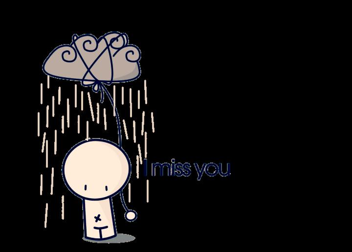 #missyou #raining #imissyou